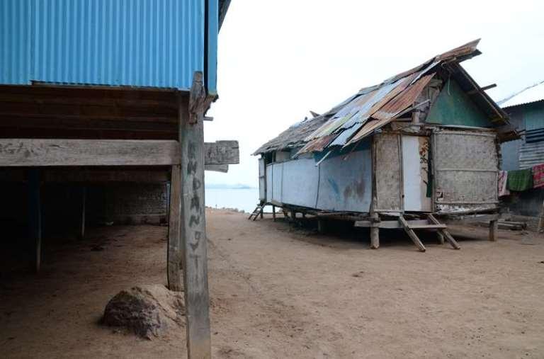Les villages de pêcheurs
