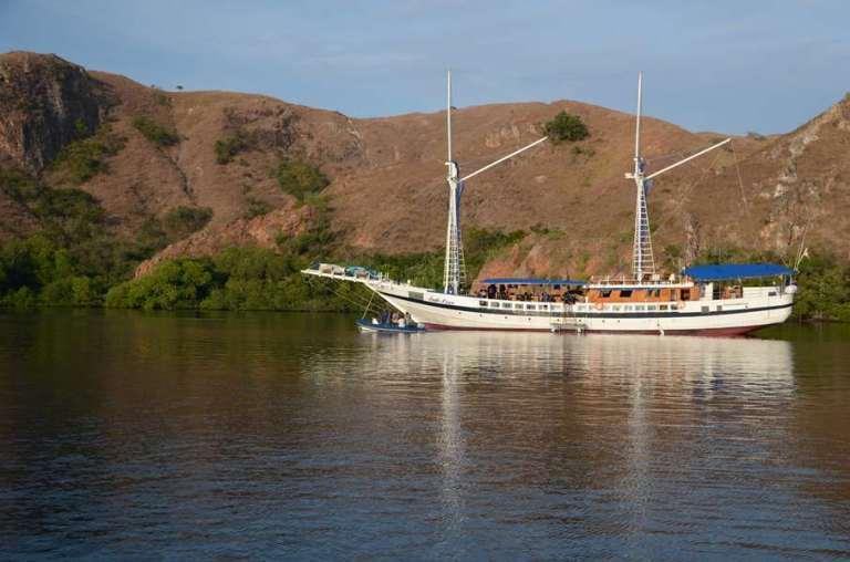 Parc marin de Komodo