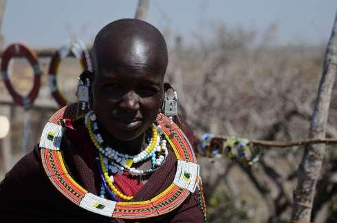 Tanzanie, chez les Maasaï
