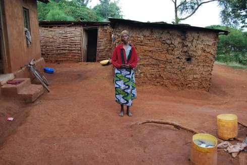 Village près du Ngorongoro