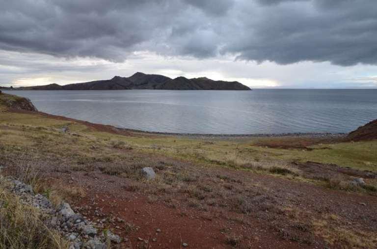 L'île de Ticonata